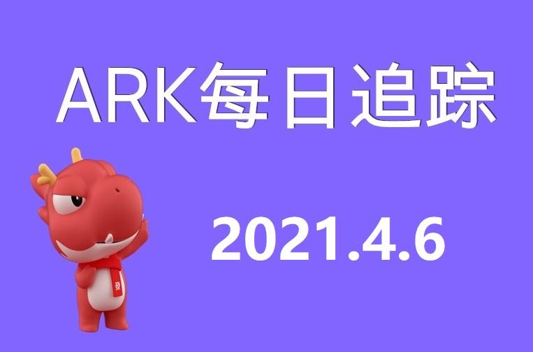 ARK每日追踪   两只网络贷款股,木头姐选这家!