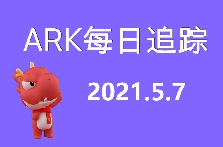 ARK每日追踪 | 又双叒买京东!连续五天甩卖百度